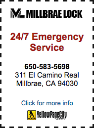 Millbrae Lock Emergency Lockout Service Safes Keys
